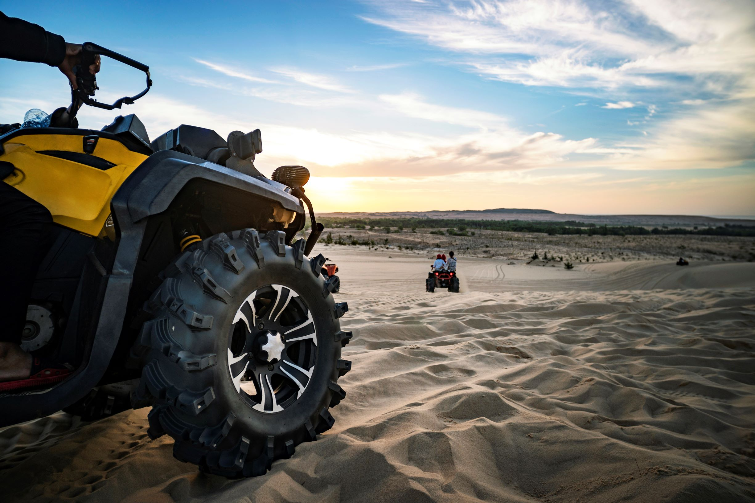 Snowmobile and ATV Rental Business Insurance